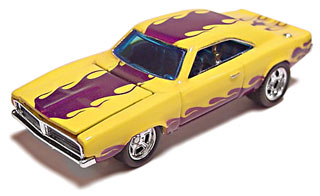 KB Kustoms 69 Dodge Charger done with FlameStripe masks.